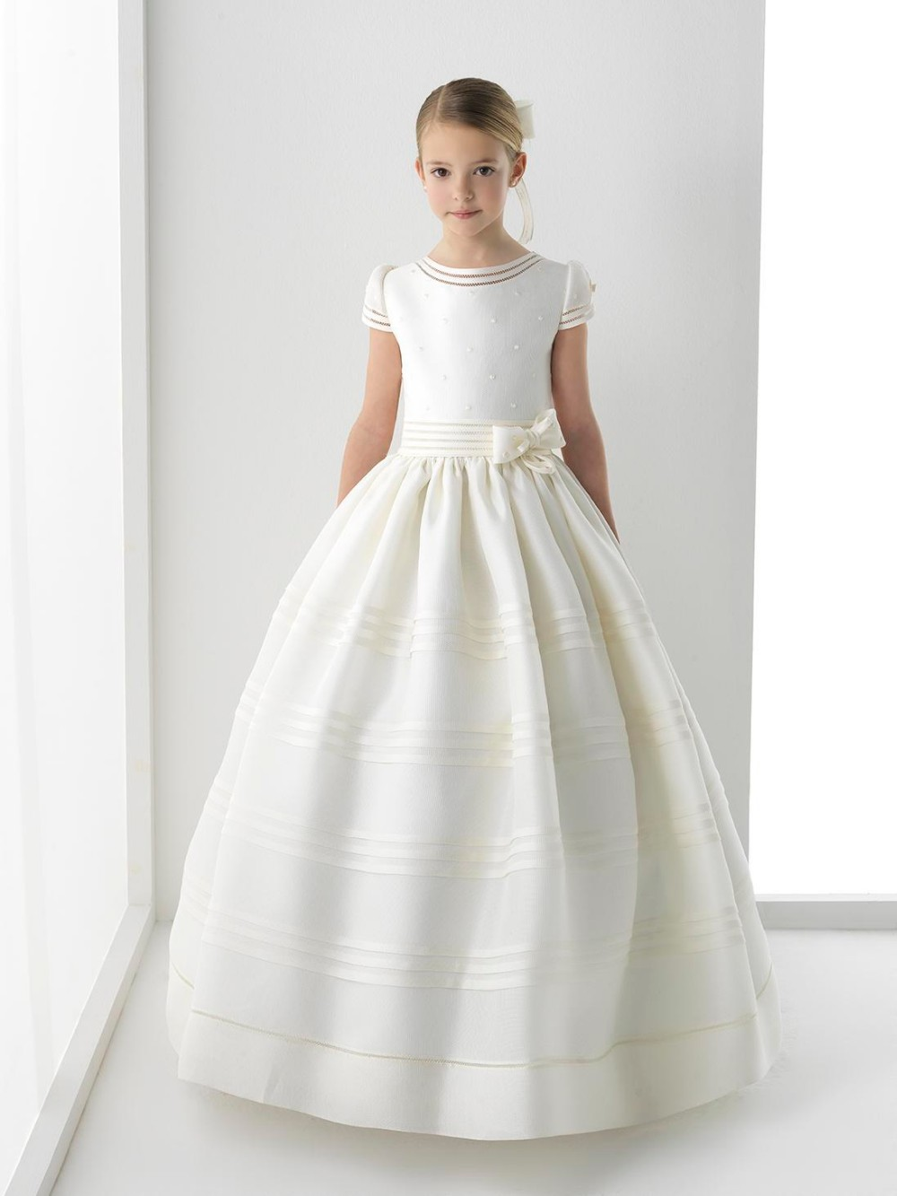 First Communion Dresses, White Communion Dress,Girls Baptism Dress ...